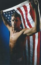 Troy Dumais signed/auto Olympic Diving Legend Rare COA LOOK!