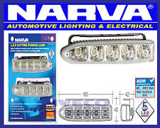 Narva LED Slimline Daytime Running Lights Lamps 12V/24V Multi Volt 71902
