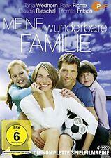 Meine wunderbare Familie - Die komplette Serie NEU OVP 4 DVDs