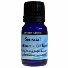 Sensual Pure  Essential Oil Blend 10ml Ylang Ylang Juniper Patchouli