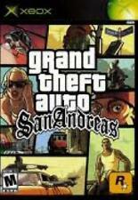 Grand Theft Auto San Andreas Xbox Complete PL