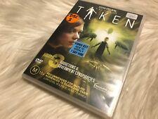 Steven Spielberg Presents Taken Volume 3 - DVD - Free Postage! Ex-Rental