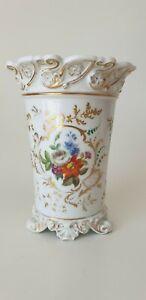 Antique Paris Porcelain Vase Jacob Petit