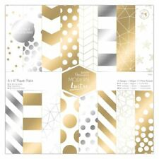 "Docrafts Modern Lustre Papermania Craft Collection - 6x6"" Paper Pack (36pk)"