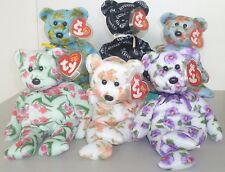 TY BEANIE BABY 2004 ASIA PACIFIC EXCLUSIVE SET OF 6 BEARS MWMT 62ba6c0c3506