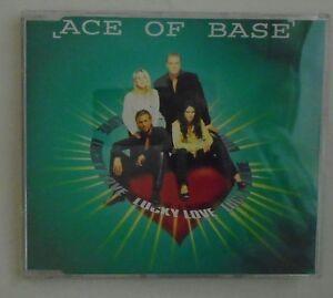 ACE OF BASE ~ Lucky Love ~ MAXI CD SINGLE