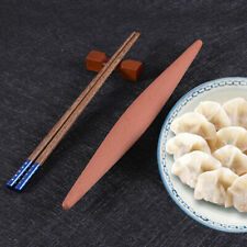 1Pcs non stick long wooden handle rolling pin dumplings fondant cake baking't LM