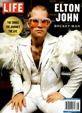 Elton John Rocket Man LIFE Magazine