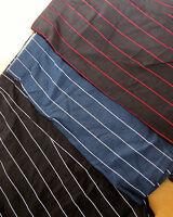 Herren Boxershorts 3er PackM-6XL Übergrößen Baumwolle Streifen Retro Pants