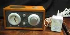 Tivoli Audio Henry Kloss Model Three AM/FM Clock Radio *
