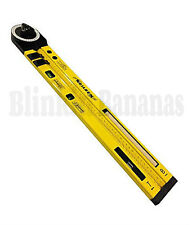 HEAVY DUTY LARGE LONG MULTI FUNCTION 500MM RULER ANGLE FINDER SPIRIT LEVEL 34D