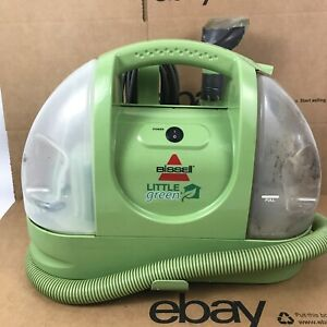 Bissell Little Green Spot & Stain Portable Carpet Cleaner Machine 1400-7 6.B4