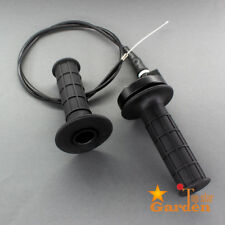 Handle Bar Throttle Grip & Cable Kit F 97cc 2.8hp DB30 Mini Baja Doodlebug Bike