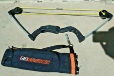 New listing Martin Archery Pro youth Compound TIGER Bow with Quiver EASTON 3 TUBE HIP RH LFH