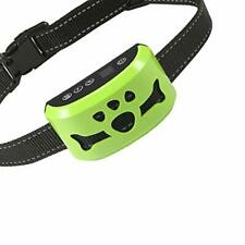New listing Dog No Bark Collar with Smart Detection Vibration and Harmless Shock- Rechargeab