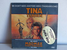 BO Film OST Mad Max TINA TURNER Etiquette JUKE BOX 2007137
