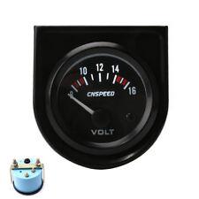 2'' inch 52mm  LED 8-16V Mechanical Car Auto Volt Voltmeter Voltage Gauge Meter