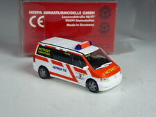 TOP: Herpa Mercedes Vito DRK Notarzt Lampertheim in OVP