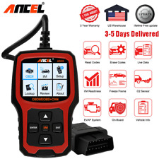 Ancel AD410 Automotive Car OBD Code Reader OBD2 Diagnostic Scanner Check Engine