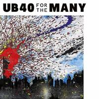 UB40 For the Many (2019) 10-track CD album NEW/SEALED