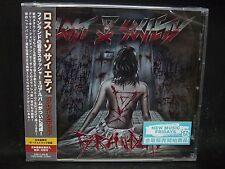 LOST SOCIETY Braindead + 1 JAPAN CD LxSx Raster Density Tarvas Thrash Metal!
