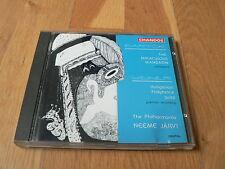 Järvi - Bartok : The Miraculous Mandarin - Weiner : Hungarian Folkdance - CD