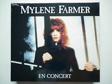 Mylene Farmer édition combi 2 cd album + blu ray digipack En Concert exclusivité