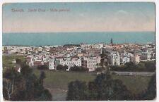 Tenerife; Santa Cruz, Partial View PPC, Unposted c 1910's
