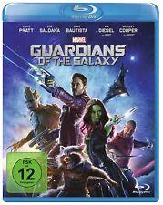 GUARDIANS OF THE GALAXY (Chris Pratt, Zoe Saldana) Blu-ray Disc NEU+OVP