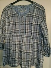 2 Cecil Blusen / Shirt Größe XXL wie Neu Bunt