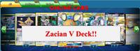 Zacian V ADP Jirachi Deck Sword & Shield Pokemon TCG Card Online PTCGO Standard