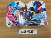 Bandai Kamen Masked Rider DX Build Driver Hehshin Transformation Official