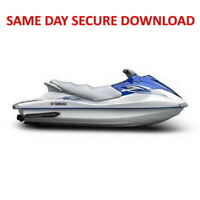 2010 Yamaha WaveRunner VX700 Service Manual - FAST ACCESS