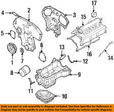 NISSAN OEM-Engine Oil Filler Cap 152551P103