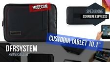 CUSTODIA Comfort-10 Sleeve Per Tablet 10.1'' 10 POLLICI in Nylon Black Modecom