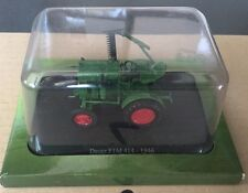 "DIE CAST TRATTORE  "" DEUTZ F1M 414 - 1946 ""  SCALA 1/43"