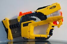 Nerf N-Strike REV 8 Firefly Dart Gun Blaster Yellow