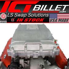 """Lsa Supercharger Lid Spacer Cts-V Camaro Zl1 1"""" Riser Hat Top Plate"""