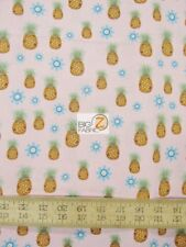 HOME SWEET HOME PINEAPPLES BY RJR FABRICS COTTON FABRIC FH-3607 BY THE YARD