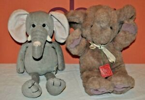 Russ Berrie Standard Elephant & Metro Toys Elephant Soft Toys Plush