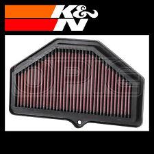 K & n Filtro De Aire Motocicleta Filtro De Aire Para Suzuki Gsxr750 / Gsxr600   Su-7504
