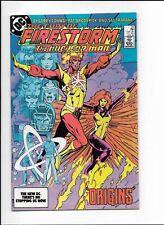 Fury of Firestorm #22 (Firestorm Origin) (1982 series) High Grade NM 9.4