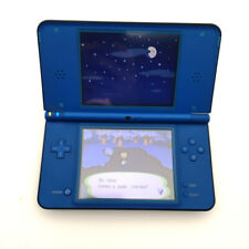 Blue Refurbished Nintendo DSi XL Handheld Console System +Charger Good Condition