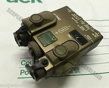 G&P PEQ-15A Red/IR Laser Illuminator Designator GP959S Desert (Toy Only)