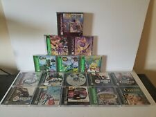 Playstation 1 One games bundle. Lot of 16. Tested and work **read description**