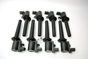IGNITION COILPACK SET for ASTON MARTIN V8 VANTAGE 9G33-12A366-AA 6G33 COILS x 8