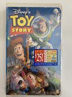 Disney - Toy Story (VHS, 1996) - New & SEALED