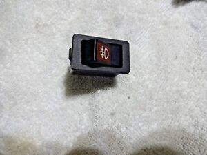 volvo 240 242 244 245 Fog Light switch oem used xlnt