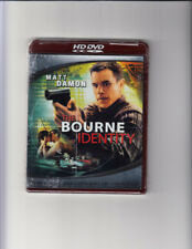 The Bourne Identity (HD-DVD, 2007)  Matt Damon, Franka Potente Sealed