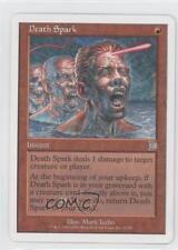 2001 Magic: The Gathering - Deckmasters #11 Death Spark Magic Card 1g9